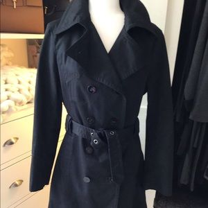 Mexx Double Breasted Trench Coat